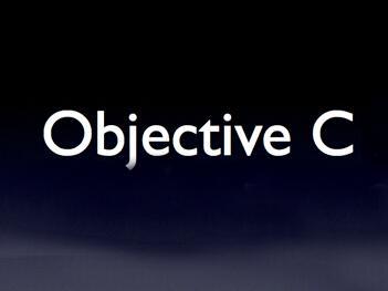 IOS Objective-c 字符串的拼接方法小结